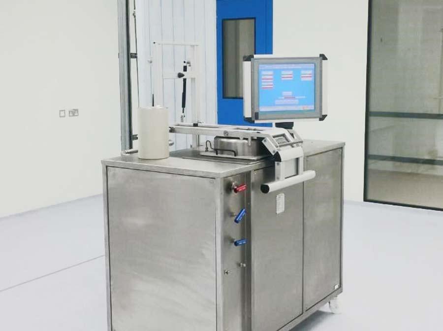SFE System 1 18L 350bar GMP - sfe process