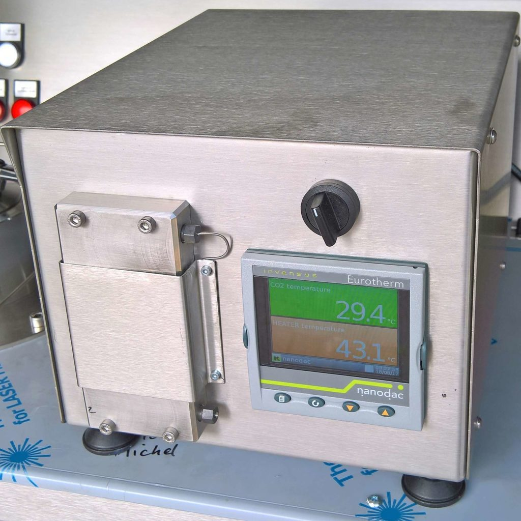 Echangeur chaud équipement haute pression - sfe process